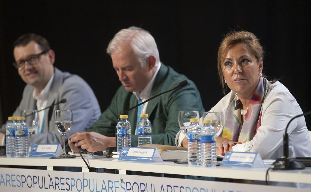 Rosa valdeon ex vicepresidenta de Castilla y Leon PP y ex alcaldesa de zamora