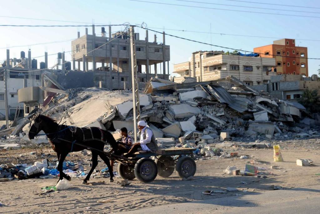 Gaza - UNRWA España