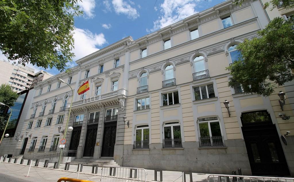 Sede CGPJ de Madrid