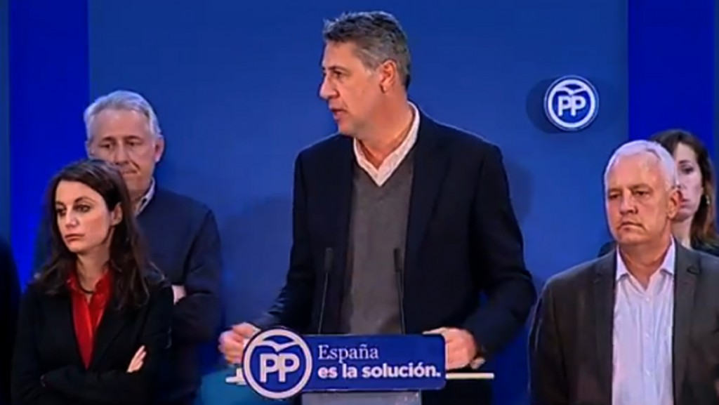 21D elecciones cataluña PP Albiol y Levy