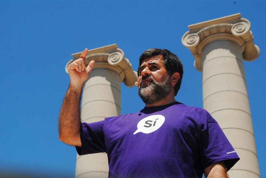 Jordi Sanchez ANC