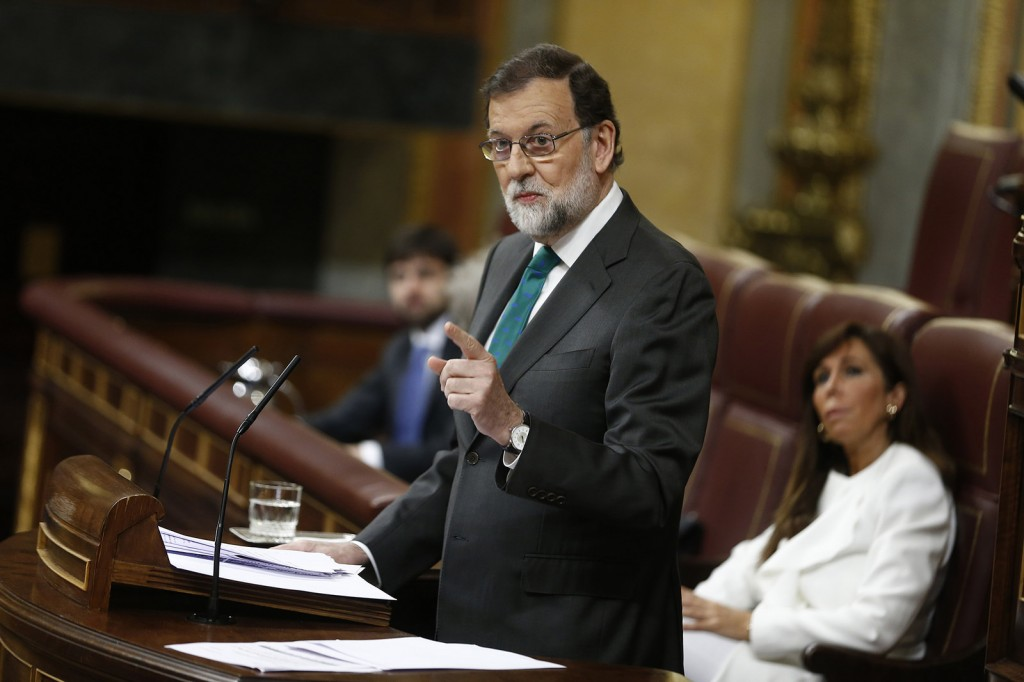 Rajoy mocion censura