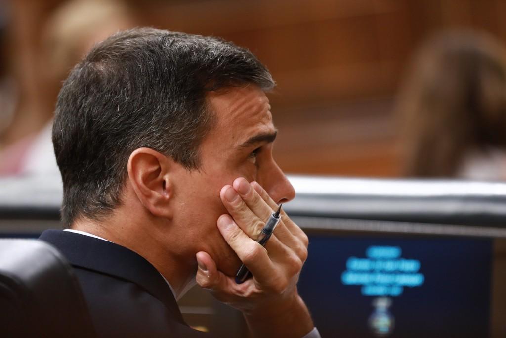 Pedro Sanchez Investidura