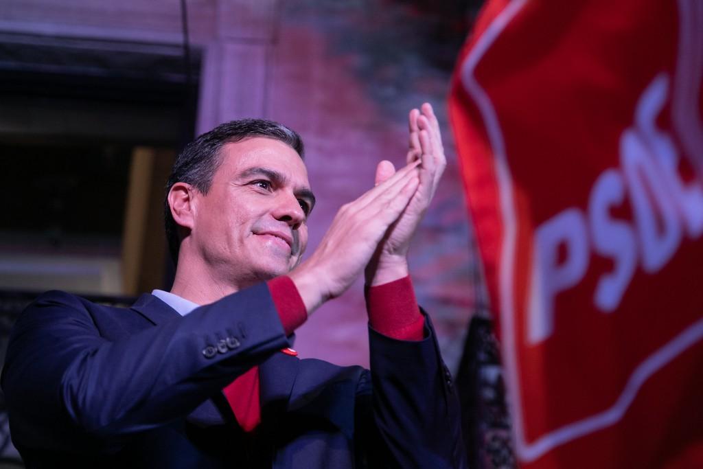 Pedro Sanchez elecciones 10 noviembre 2019 10N PSOE