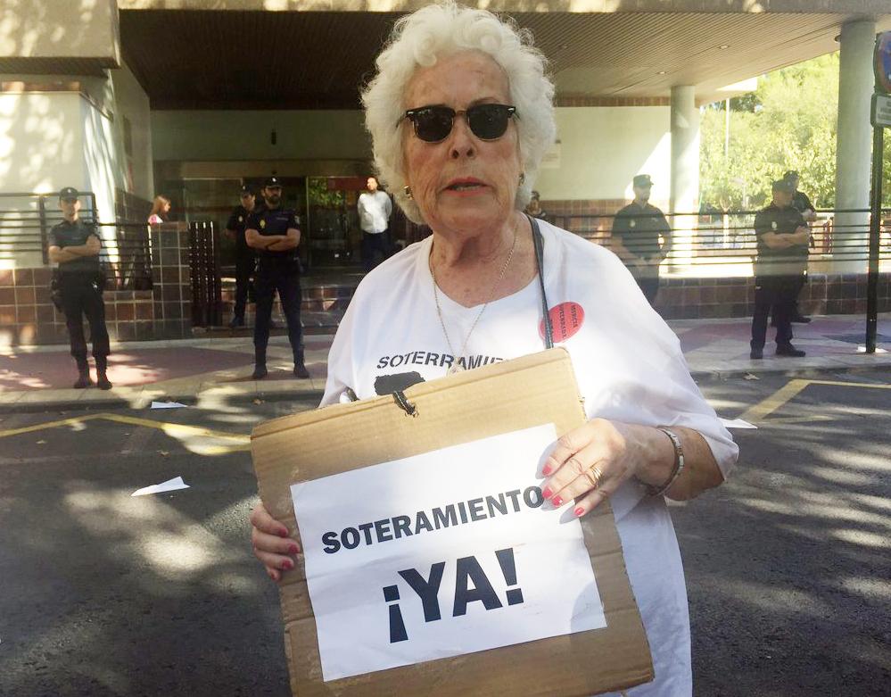 Ana Jimenez abuela soterramiento AVE murcia