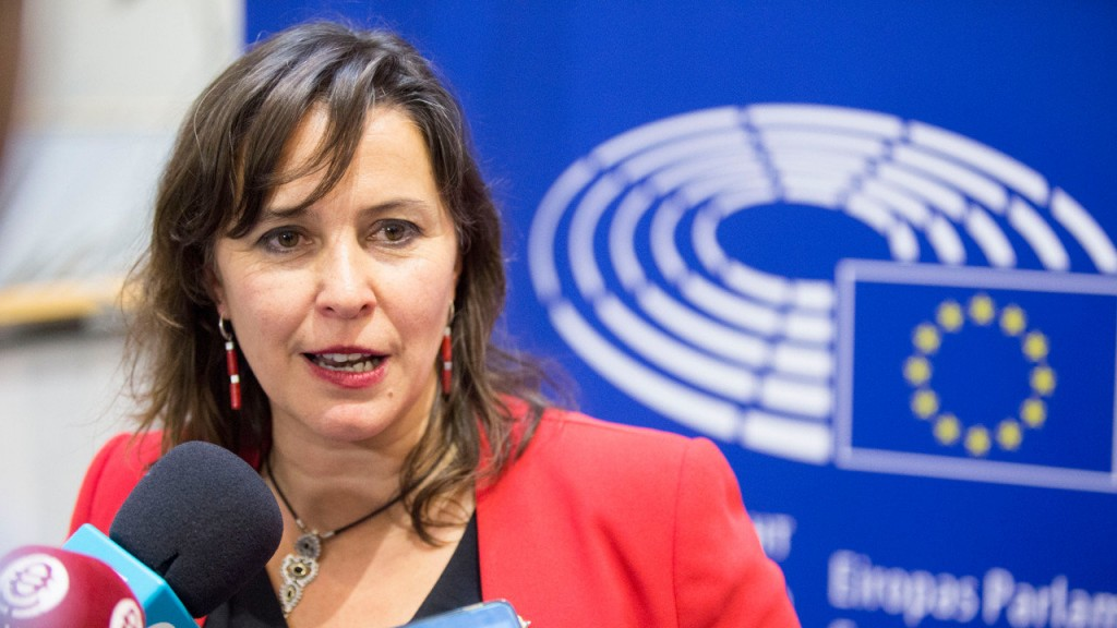 Ana Miranda BNG eurodiputada