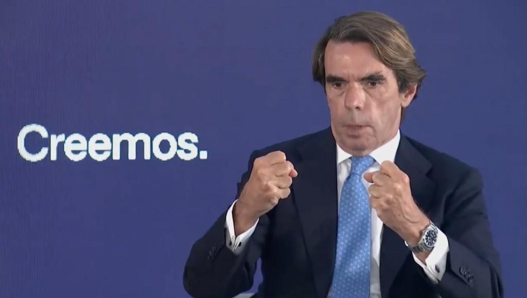 Aznar Convencion PP
