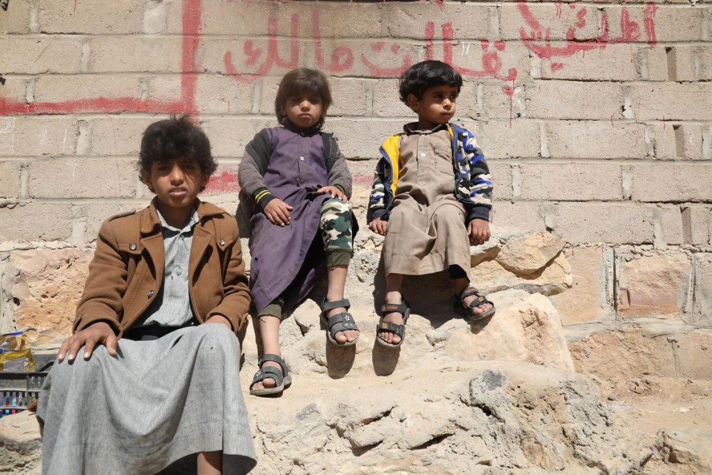 niños noroeste de yemen Save the children