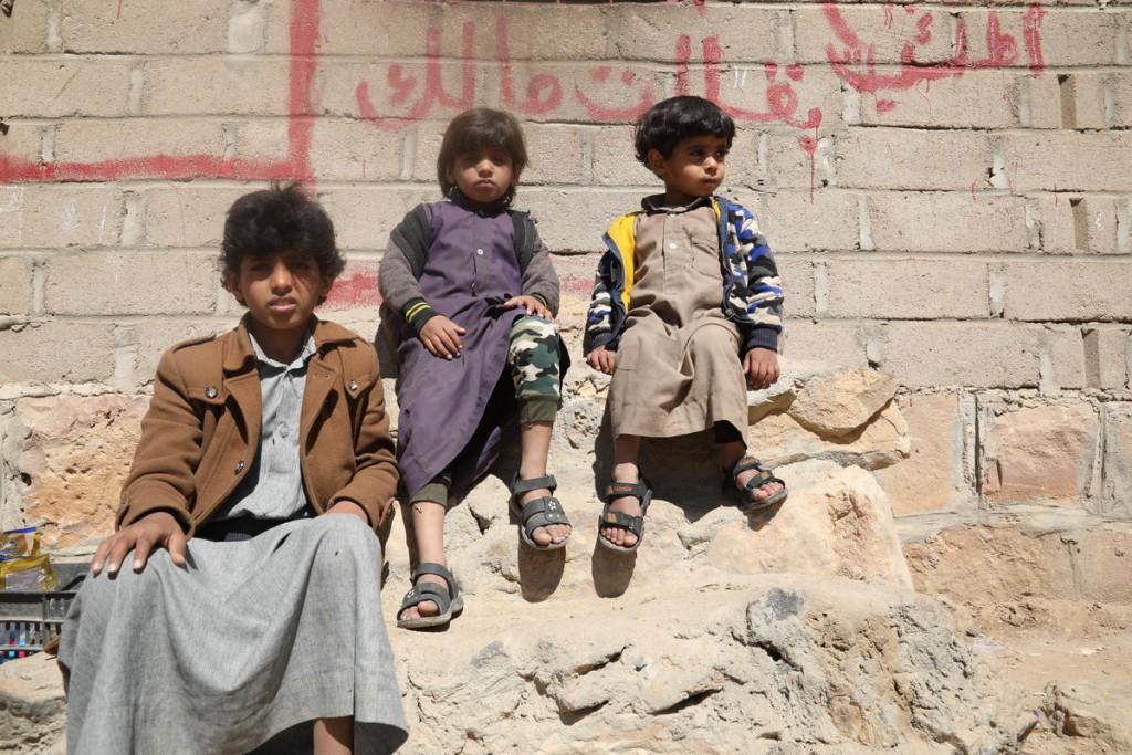 niños noroeste de yemen Save the children