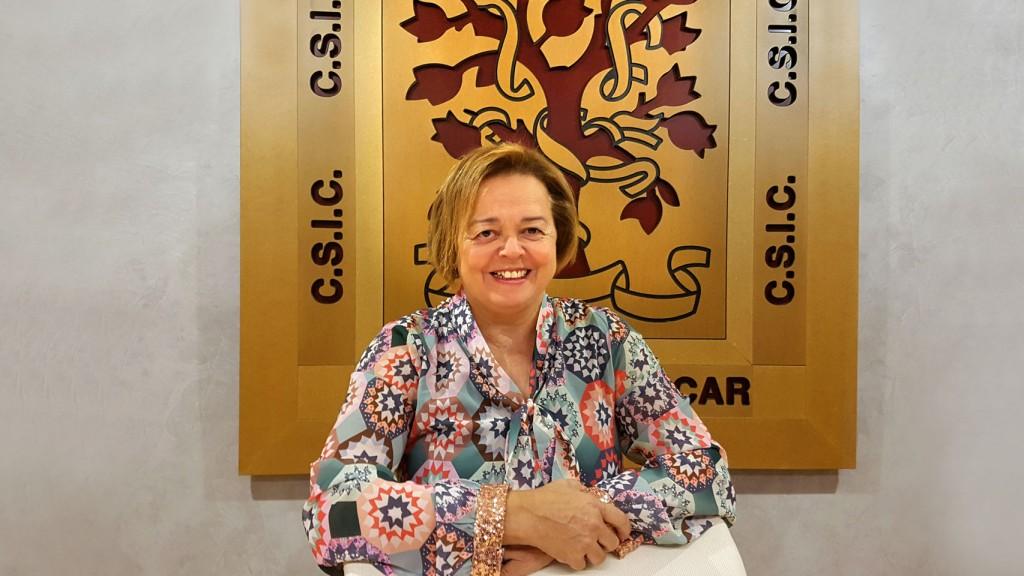 CSIC Rosa Menendez primera mujer presidenta
