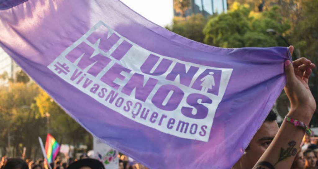 violencia machista ni una menos Foto: ONU Mujeres / Dzilam Méndez
