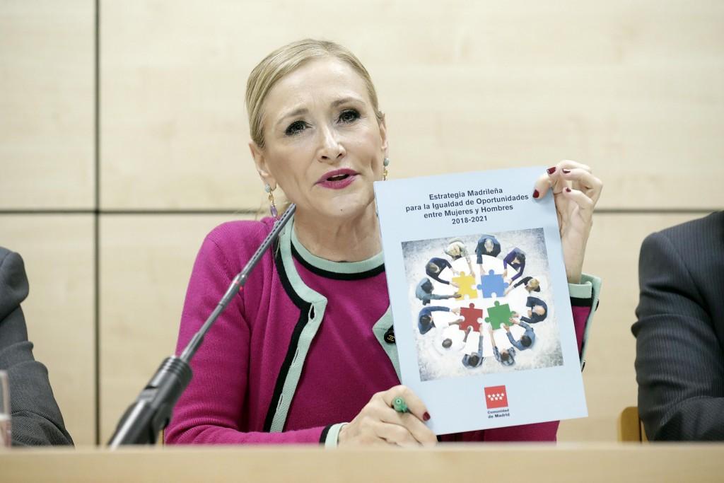Cristina-cifuentes-plan igualdad