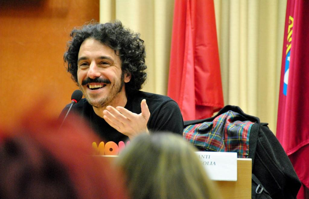 Dario Adanti en PDLI