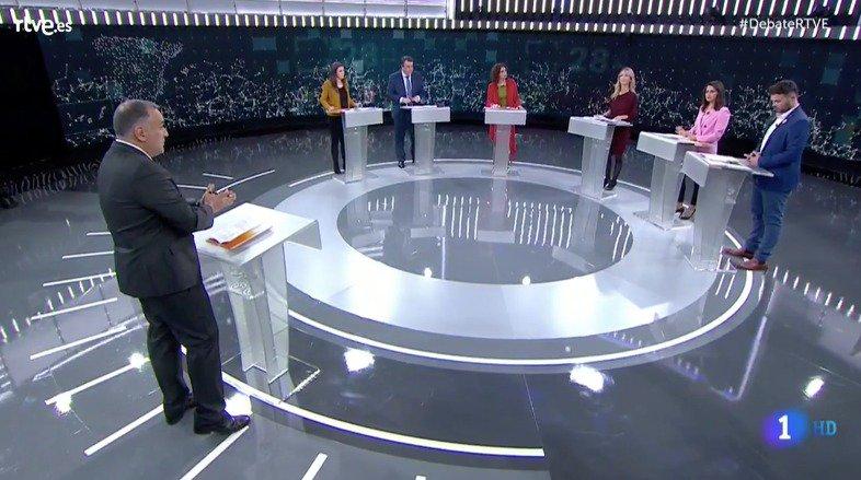 Debate rtve 16-4-2019