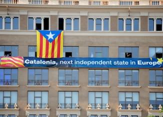 BALCÓN CATALONIA independencia