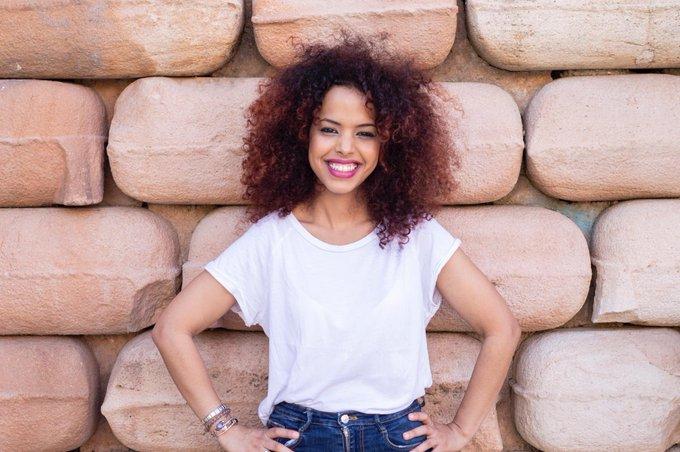 Ebbaba Hameida sahara periodismo mujeres musulmanas