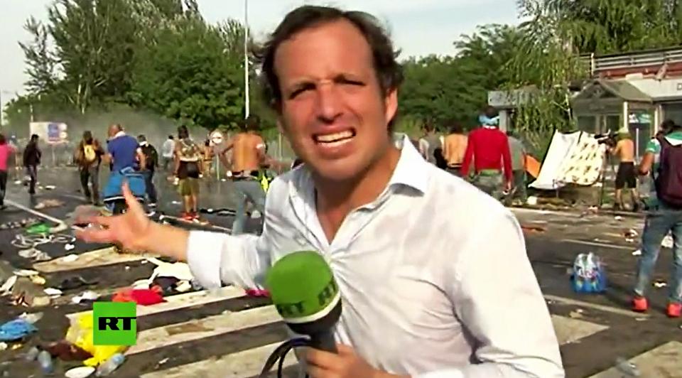 Francisco Guaita RT en España