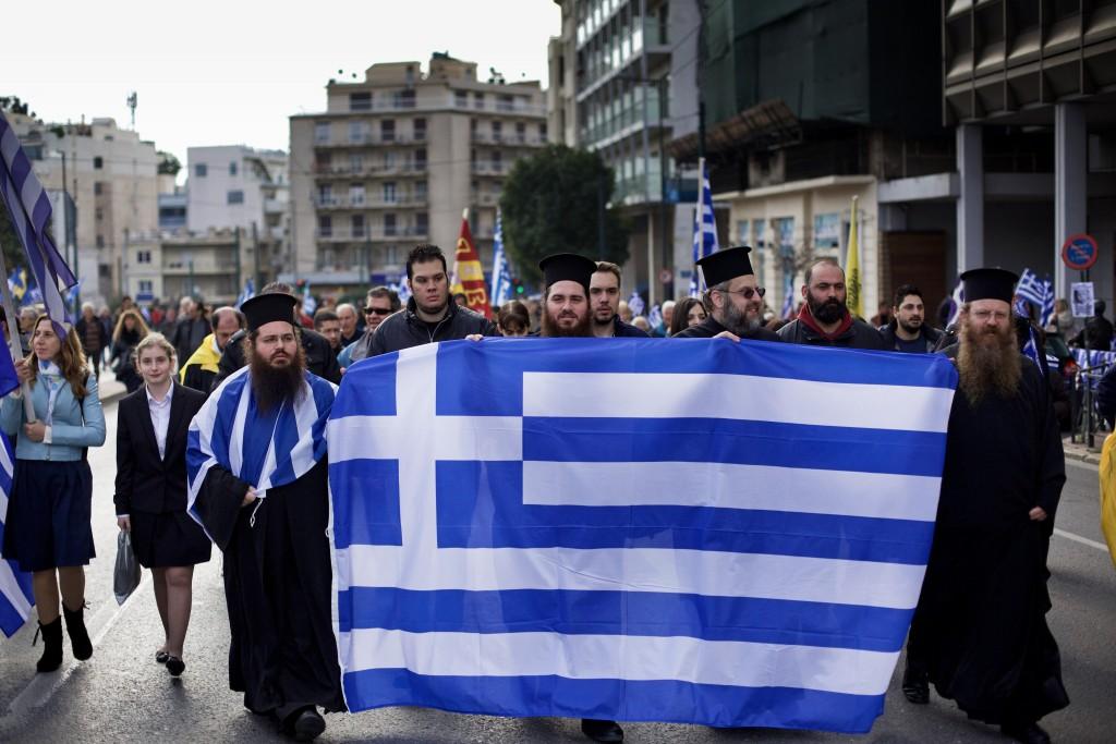 Hibai Arbide Aza - Muzungu Prod - Grecia Manifestacion ultraderecha Syntagma 4-2-2018