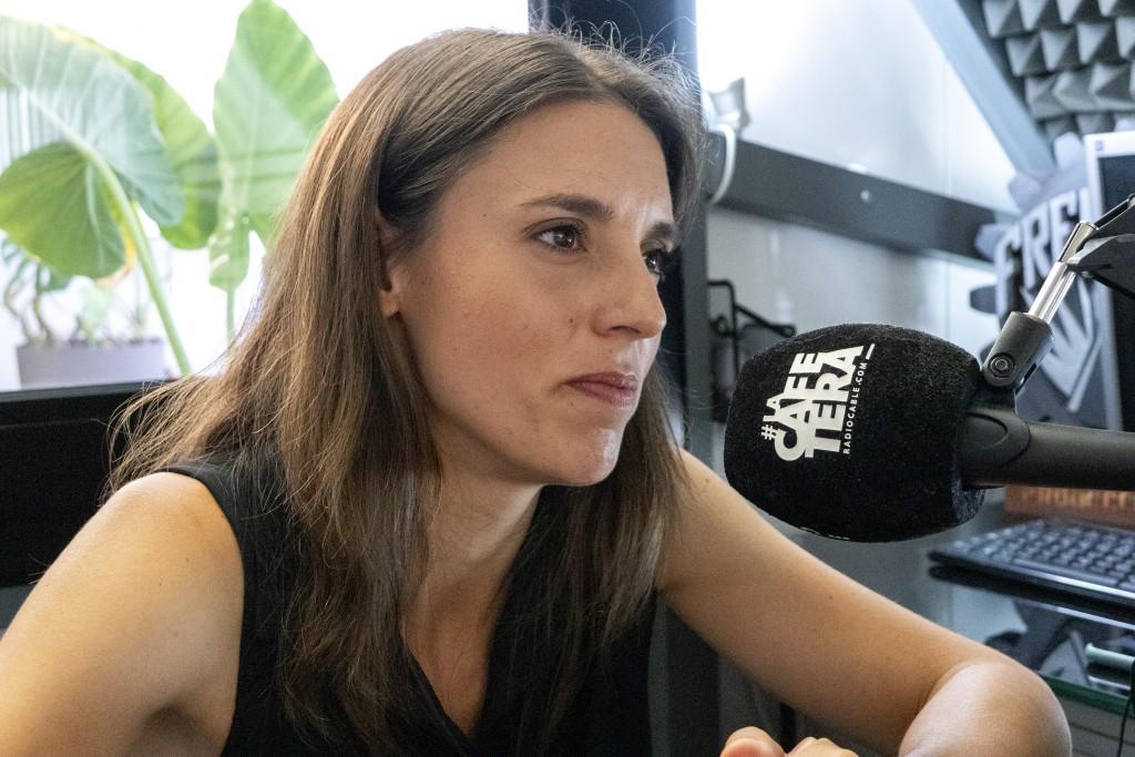 Irene Montero en La Cafetera_30-8-2021