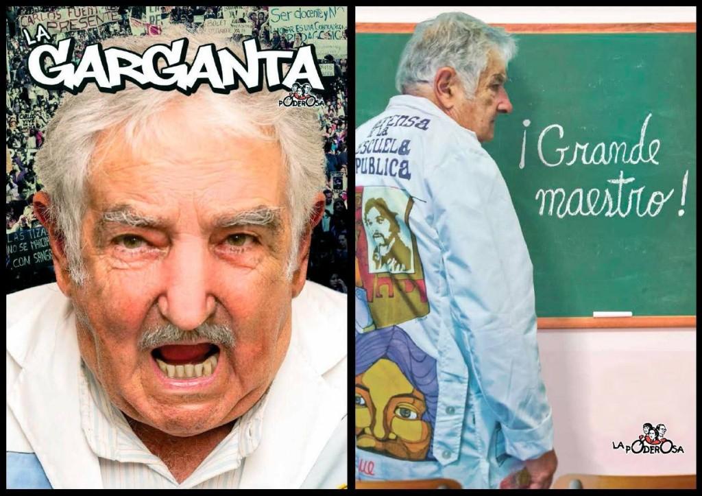 La poderosa Mujica