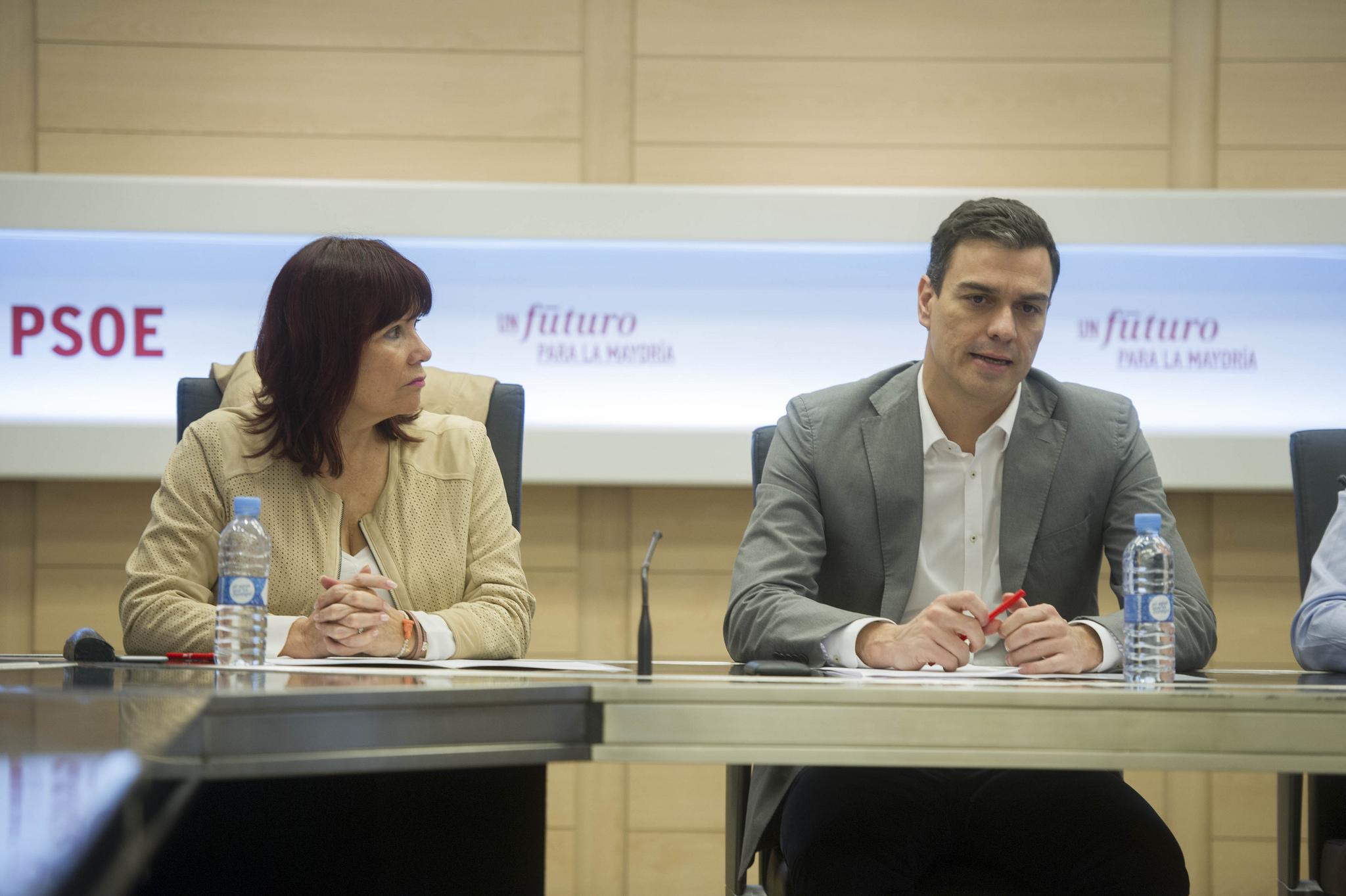 Micaela Navarro PSOE