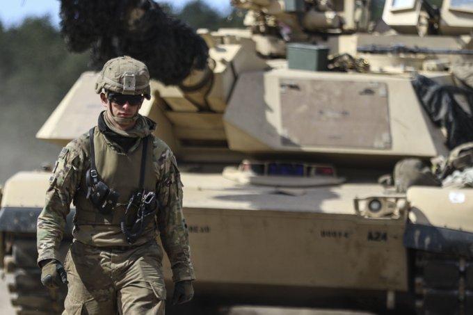 Militar Ejercito Estados Unidos