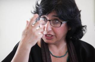Nazanin Armanian politologa irani