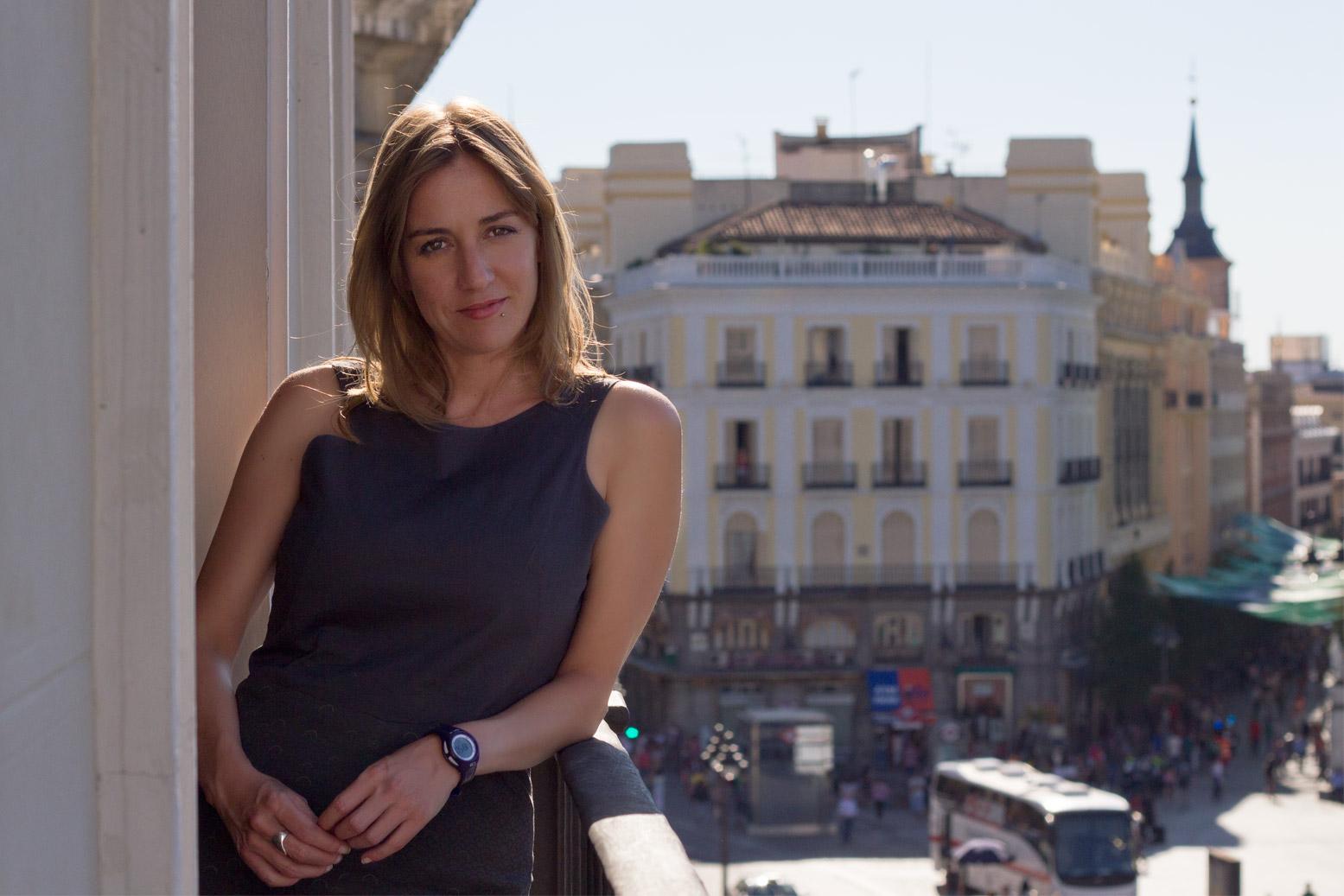Tania Sánchez / foto: Mariano Neyra