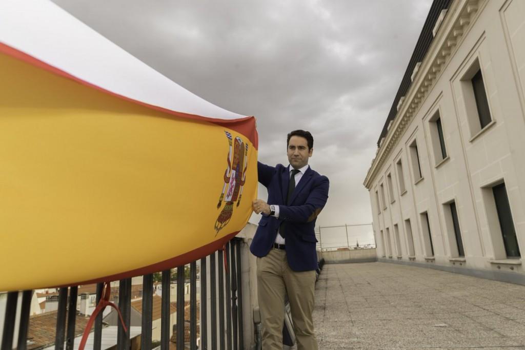 Teodoro Garcia secretario general PP