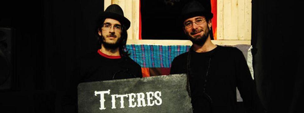 Titeres-Abajo