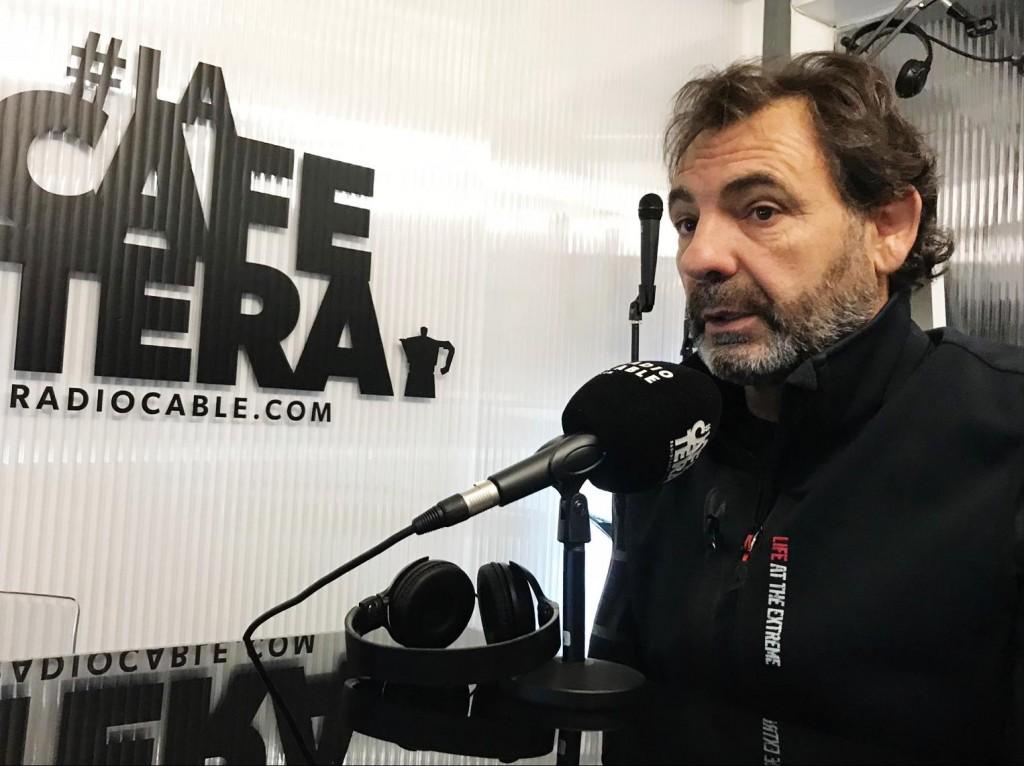 Óscar Camps OPEN ARMS