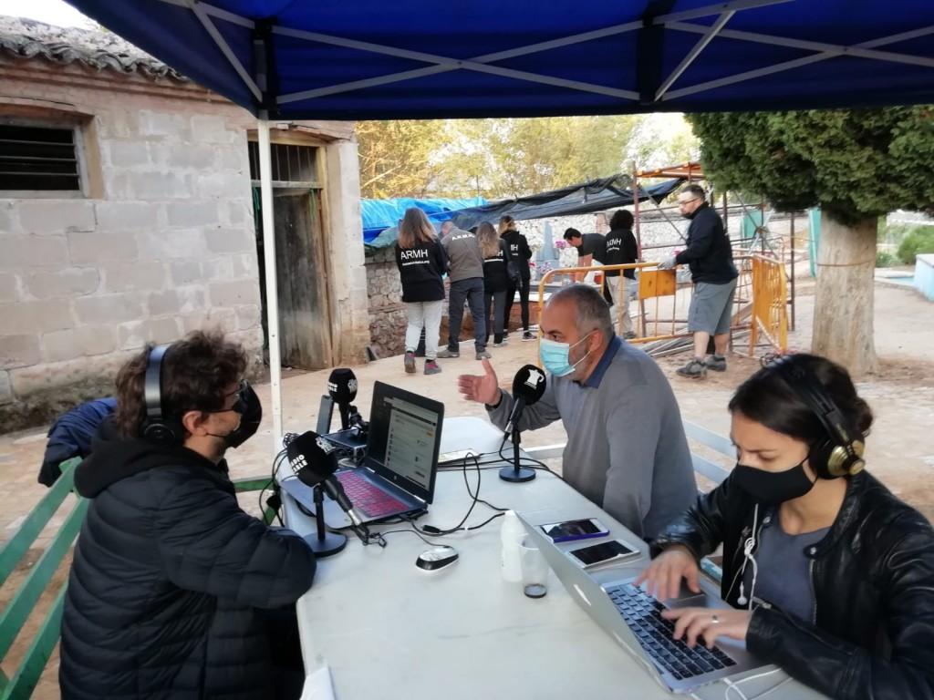 La Cafetera desde exhumacion fosas Guadalajara