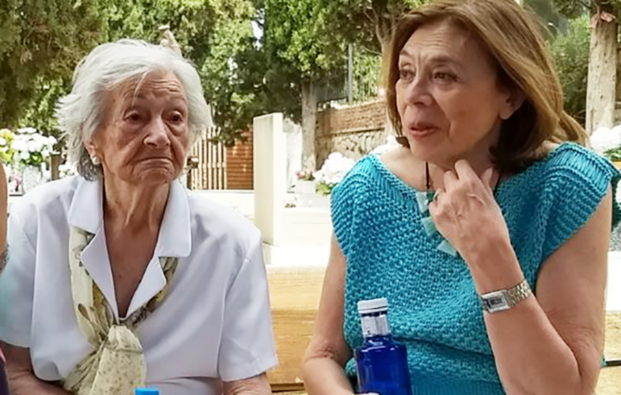 ascension mendieta y ana messuti cementerio guadalajara 28-5-2017