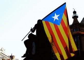 bandera,independencia,cataluña,estelada