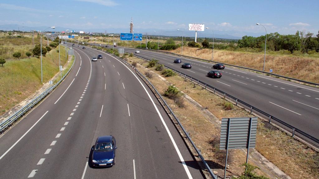 carretera madrid