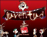 El comic de IU Rivas
