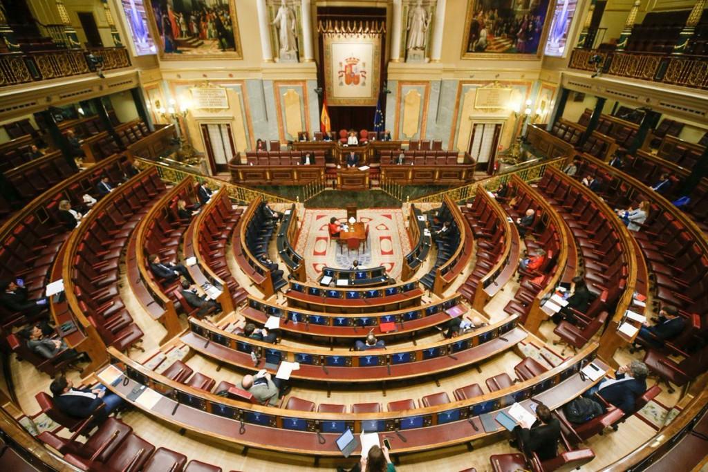 congreso estado alarma _22-abril