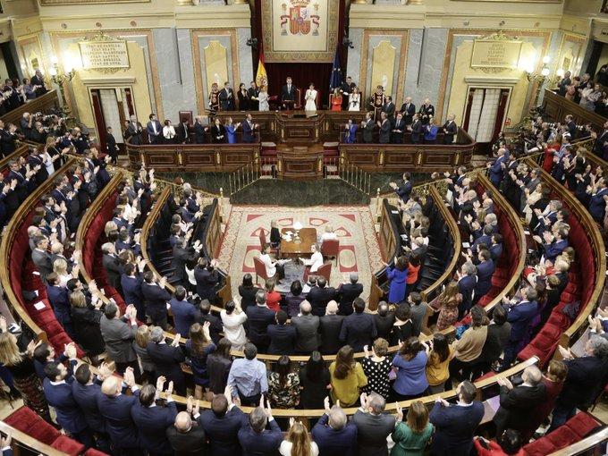 congreso inauguracion legislatura 2020