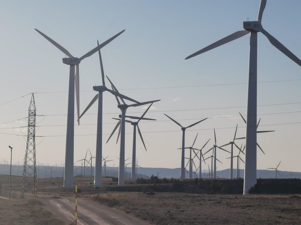 eolicos Plataforma Paisajes Teruel
