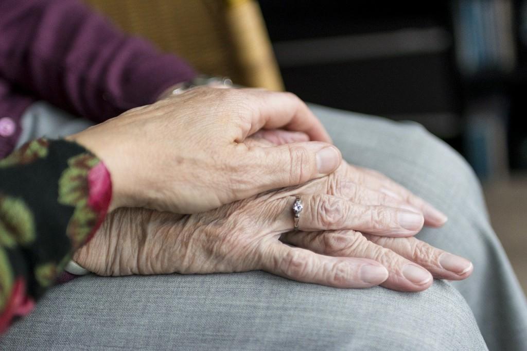 envejecimiento vejez anciana