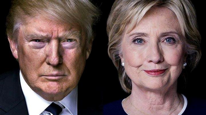 donald trump hillary clinton elecciones estados unidos