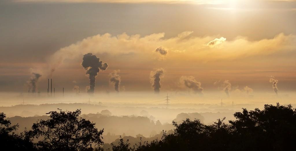 polucion contaminacion aire