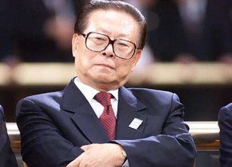 jiang zemin,presidente,china