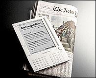 El NYT y el Kindle