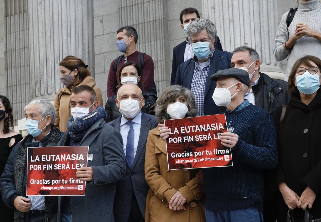 ley eutanasia carcedo congreso