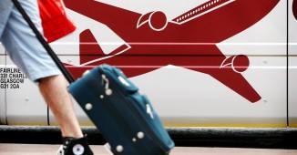 maleta,aeropuerto,turista