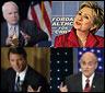 McCain-Hillary-Edwards-Giuliani