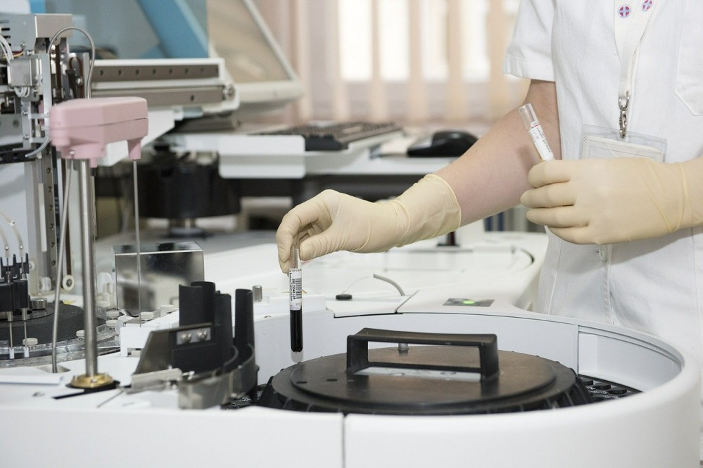 laboratorio salud