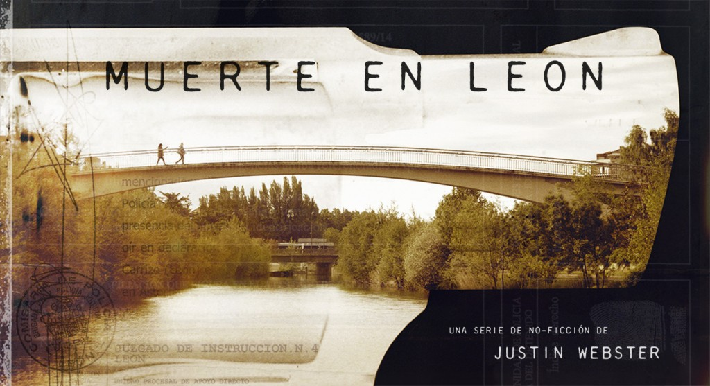 muerte en leon serie isabel carrasco justin webster