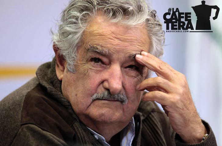 José Mujica - Uruguay - España - La Cafetera